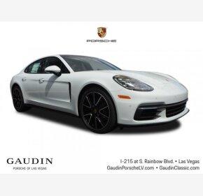 2018 Porsche Panamera for sale 101145593