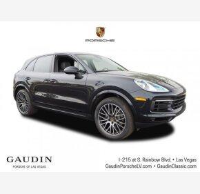 2019 Porsche Cayenne for sale 101145601