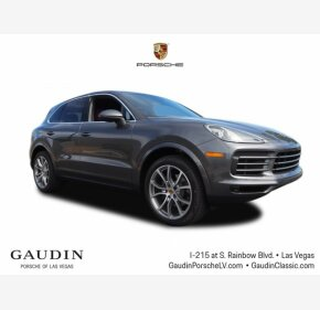 2019 Porsche Cayenne for sale 101145616