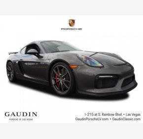 2016 Porsche Cayman GT4 for sale 101145624