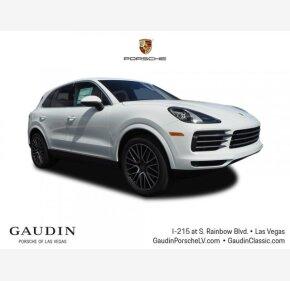 2019 Porsche Cayenne for sale 101145625