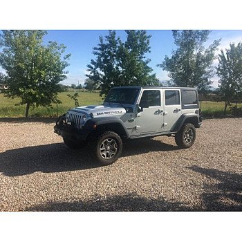 2012 Jeep Wrangler 4WD Unlimited Rubicon for sale 101145631