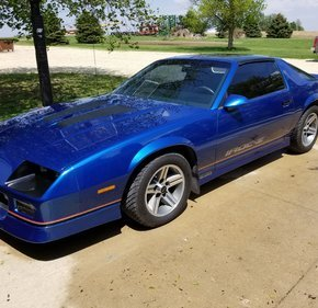 1987 Chevrolet Camaro Coupe for sale 101145640