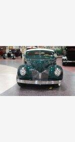 1940 Mercury Other Mercury Models for sale 101145642