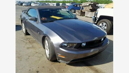 2010 Ford Mustang GT Convertible for sale 101145672