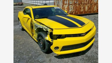 2014 Chevrolet Camaro LT Coupe for sale 101145699