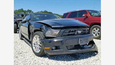 2012 Ford Mustang Convertible for sale 101145704