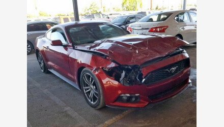 2017 Ford Mustang Coupe for sale 101145722