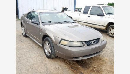 2002 Ford Mustang Coupe for sale 101145731