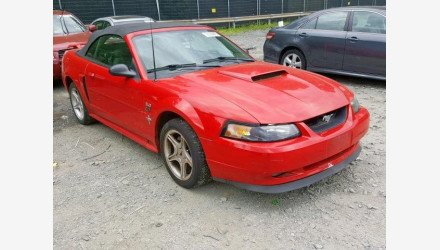 2002 Ford Mustang GT Convertible for sale 101145735