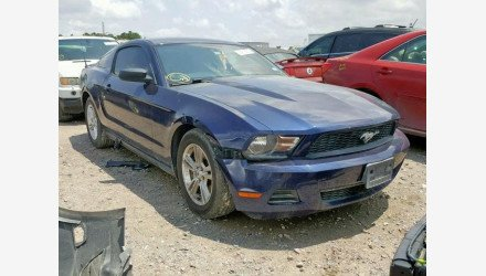 2012 Ford Mustang Coupe for sale 101145761