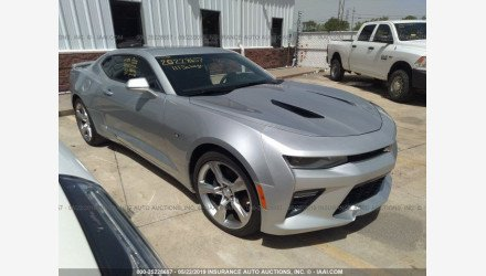 2017 Chevrolet Camaro SS Coupe for sale 101145846