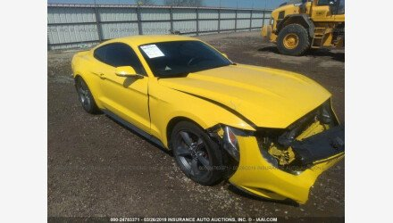 2016 Ford Mustang Coupe for sale 101145862