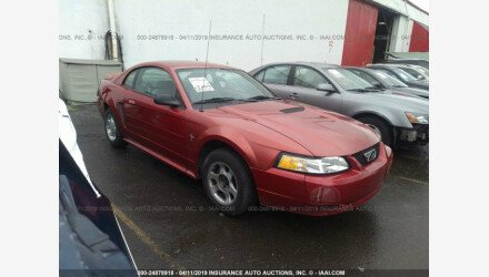 2000 Ford Mustang Coupe for sale 101145875