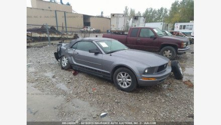 2007 Ford Mustang Convertible for sale 101145926
