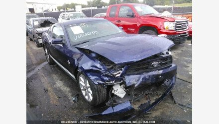 2011 Ford Mustang Coupe for sale 101145930