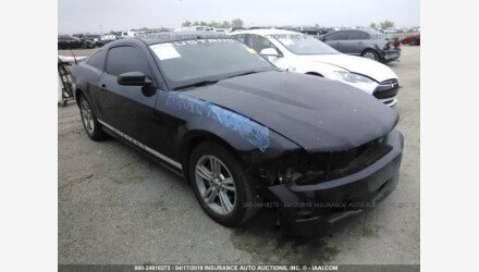 2012 Ford Mustang Coupe for sale 101145932