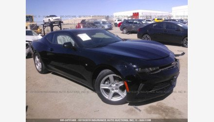 2017 Chevrolet Camaro LT Coupe for sale 101145941
