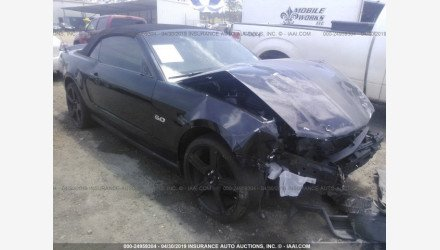 2011 Ford Mustang GT Convertible for sale 101145984