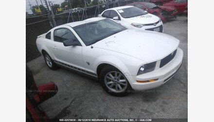 2009 Ford Mustang Coupe for sale 101146020