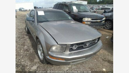 2008 Ford Mustang Coupe for sale 101146022