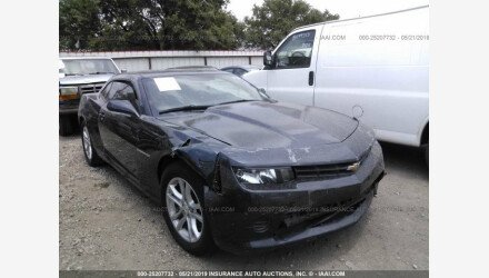 2014 Chevrolet Camaro LS Coupe for sale 101146059
