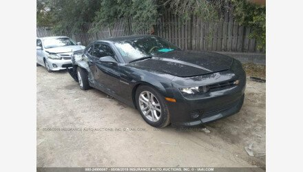 2014 Chevrolet Camaro LS Coupe for sale 101146060