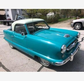 1954 Nash Metropolitan for sale 101146074