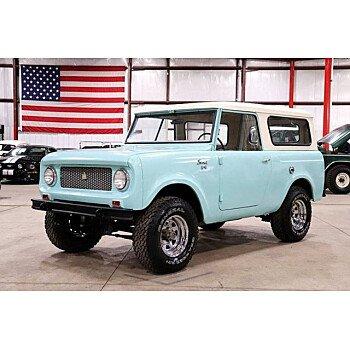 1962 International Harvester Scout for sale 101146104