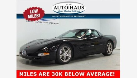 2004 Chevrolet Corvette Coupe for sale 101146123