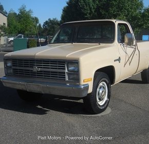 1984 Chevrolet C/K Truck 2WD Regular Cab 2500 for sale 101146154