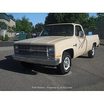 1984 Chevrolet C/K Truck 2WD Regular Cab 2500 for sale 101146154