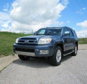 2004 Toyota 4Runner 4WD Limited for sale 101146157