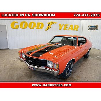 1972 Chevrolet Chevelle for sale 101146165
