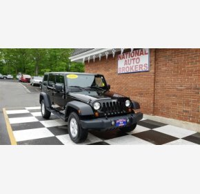 2007 Jeep Wrangler 4WD Unlimited X for sale 101146176
