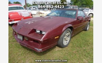 1983 Chevrolet Camaro Coupe for sale 101146182