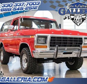 1979 Ford Bronco for sale 101146196