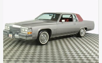 1983 Cadillac De Ville Coupe for sale 101146201
