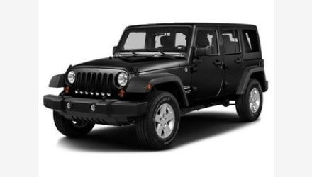 2016 Jeep Wrangler 4WD Unlimited Sahara for sale 101146280