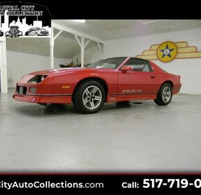 1986 Chevrolet Camaro Coupe for sale 101146295