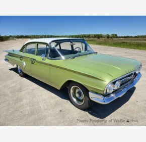 1960 Chevrolet Biscayne for sale 101146312