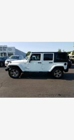 2018 Jeep Wrangler JK 4WD Unlimited Sahara for sale 101146314