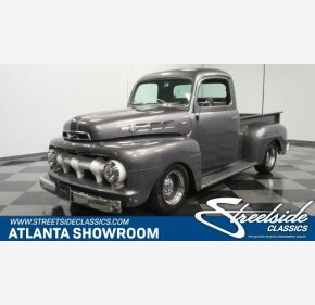 1952 Ford F1 for sale 101146330
