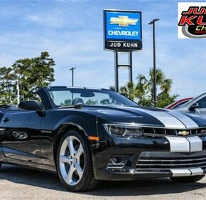 2015 Chevrolet Camaro SS Convertible for sale 101146358
