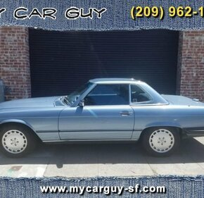 1989 Mercedes-Benz 560SL for sale 101146360
