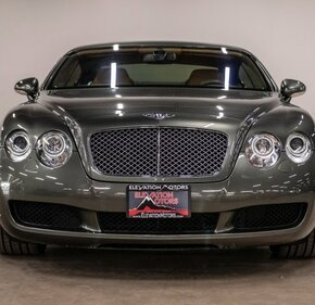 2006 Bentley Continental GT Coupe for sale 101146380
