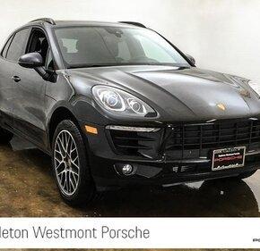 2018 Porsche Macan for sale 101146391