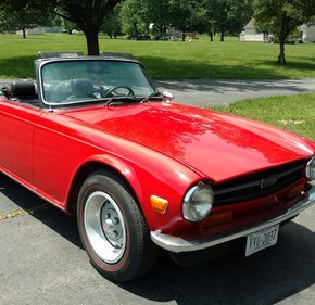1973 Triumph TR6 for sale 101146415