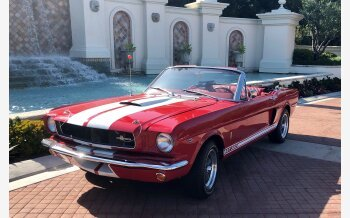 1965 Ford Mustang Convertible for sale 101146447