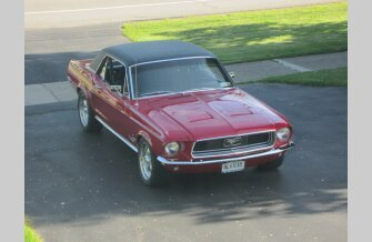 1968 Ford Mustang Coupe for sale 101146449